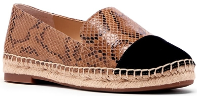 Sole Society 'Samyrah' espadrille loafer   40plusstyle.com