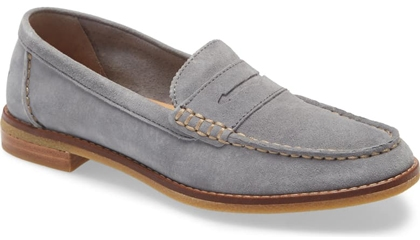 Sperry 'Seaport' Penny Loafer | 40plusstyle.com