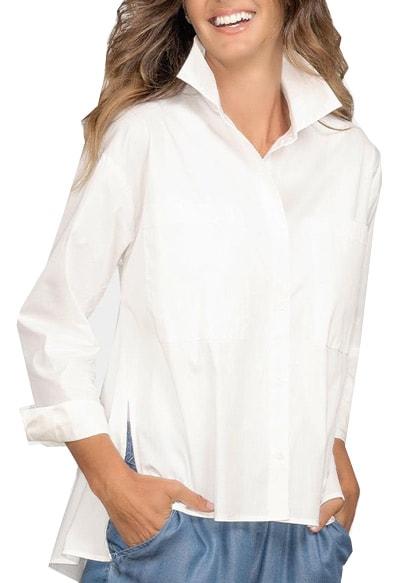 Stella Carakasi shirt | 40plusstyle.com