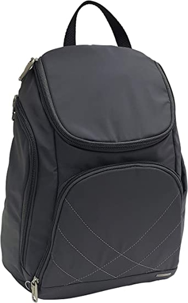 Travelon anti-theft classic backpack | 40plusstyle.com