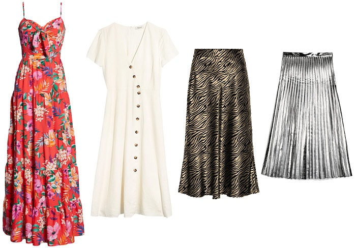 skirts and dresses in the latest fashion trends   40plusstyle.com