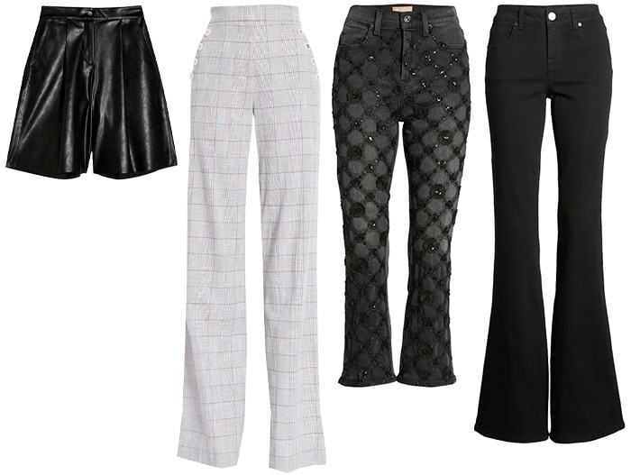 latest fashion trends pants for the trendy style personality | 40plusstyle.com