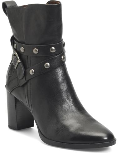 Børn 'Emma' block heel bootie | 40plusstyle.com