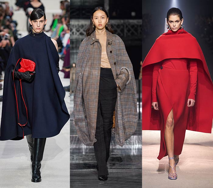 Capes for daywear or evening | 40plusstyle.com