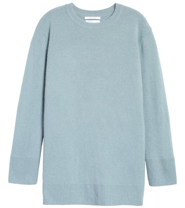 Gift ideas for women - a cashmere tunic | 40plusstyle.com