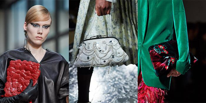 fall handbags - embellished styles   40plusstyle.com