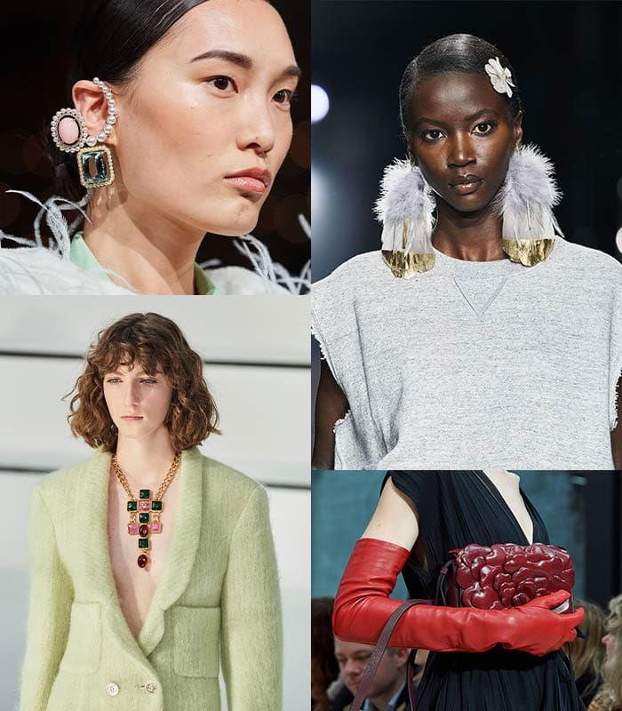 Accessory trends 2020: The latest jewelry, belt, scarf and gloves styles for fall