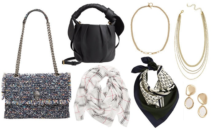 Accessories for a fall capsule wardrobe | 40plusstyle.com
