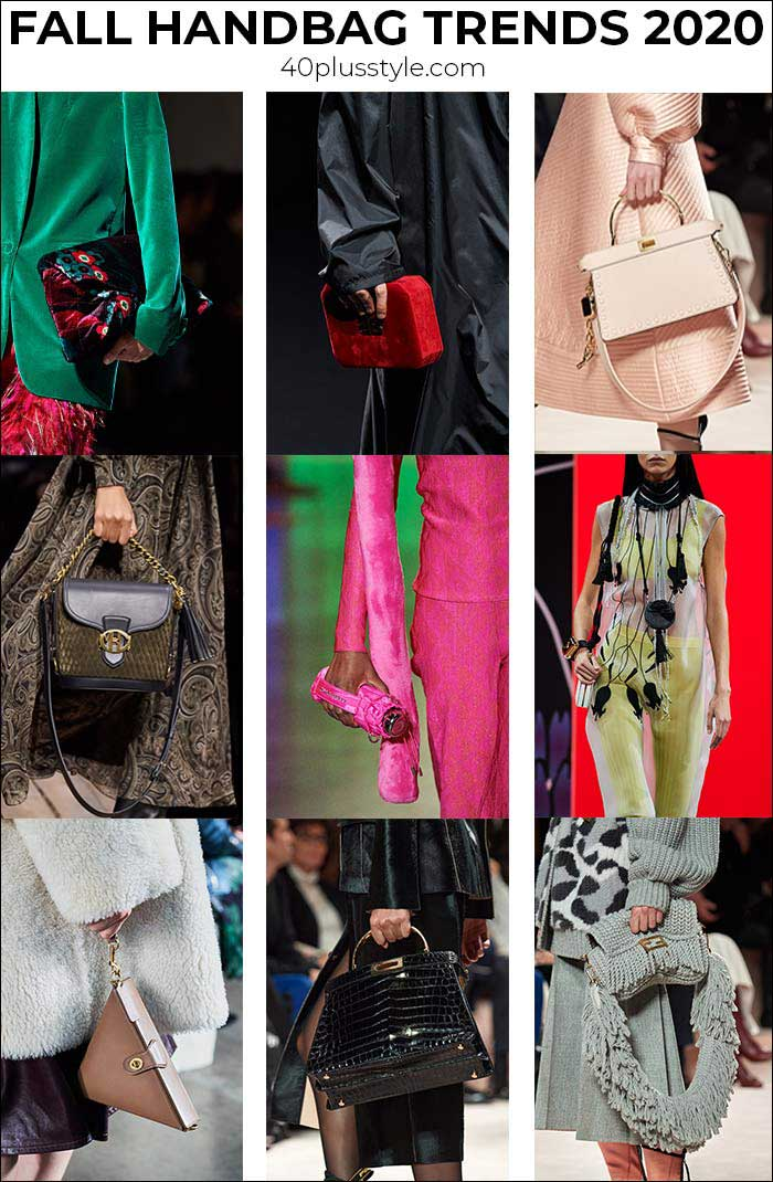 Fall handbags: The 17 most stylish handbag styles to carry for winter and fall 2020   40plusstyle.com
