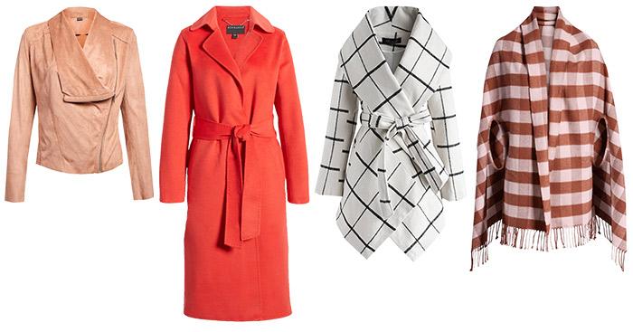 Coats for a fall capsule wardrobe | 40plusstyle.com