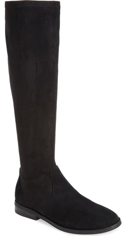 Gentle Souls by Kenneth Cole 'Emma' stretch knee high boot | 40plusstyle.com