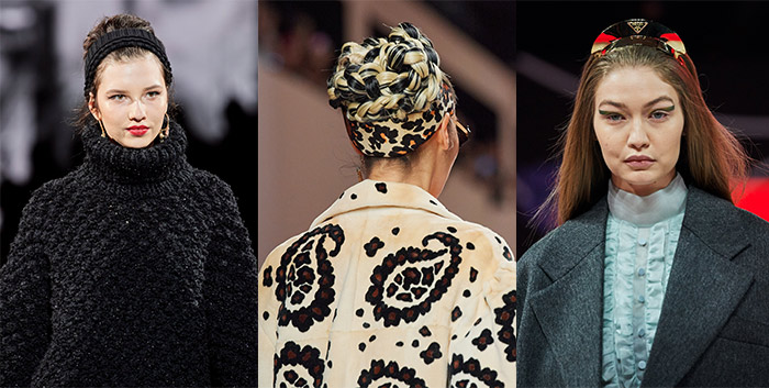 Headbands are on trend for fall 2020 | 40plusstyle.com