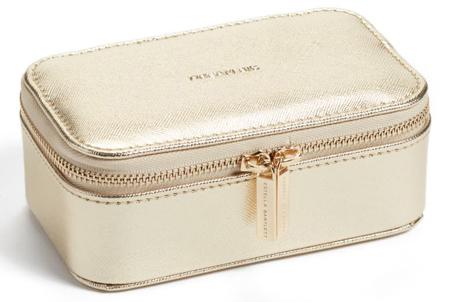 Estrella Bartlett mini jewelry box | 40plusstyle.com
