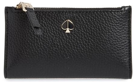Kate Spade New York bifold wallet | 40plusstyle.com