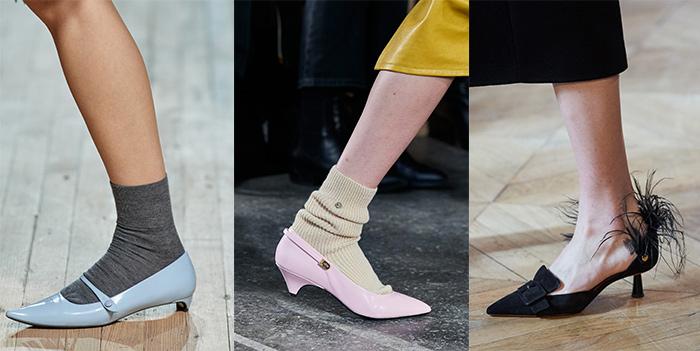 vintage style kitten heels | 40plusstyle.com