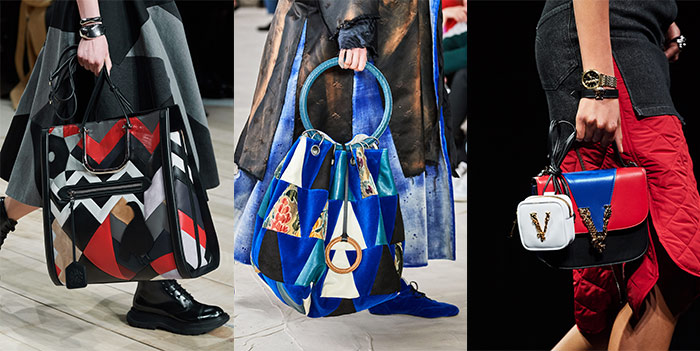 Patchwork bags for fall 2020   40plusstyle.com
