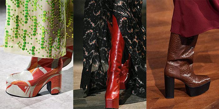 platform boots | 40plusstyle.com