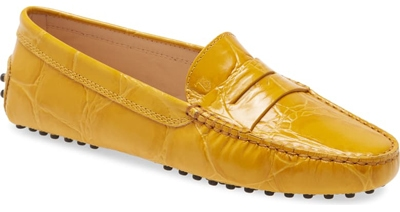 Tod's 'Gommini' driving moccasin | 40plusstyle.com