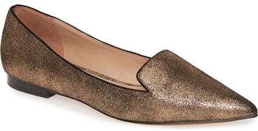 Linea Paolo 'Portia' loafer   40plusstyle.com
