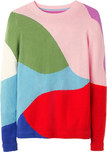 the best cashmere cardigan from Boden | 40plusstyle.com