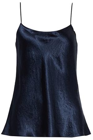 Women's camisoles - Vince satin camisole | 40plusstyle.com