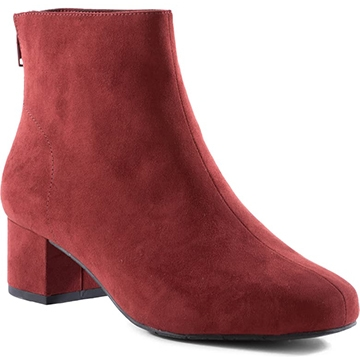 BC 'Anything Is Possible' vegan leather bootie | 40plusstyle.com