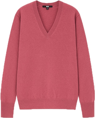 Uniqlo sweater | 40plusstyle.com