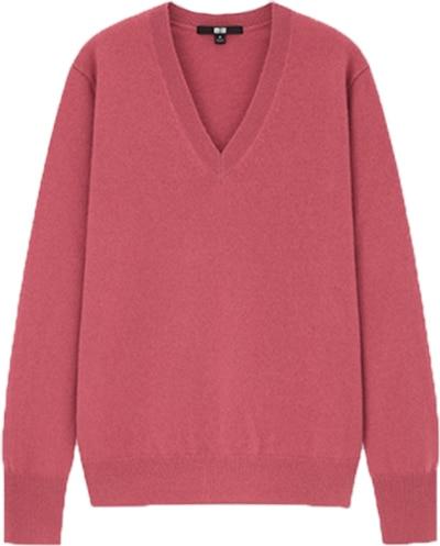 Uniqlo sweater | 40plusstyle.com