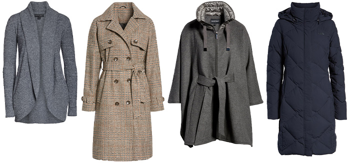 Coats and jackets to wear for winter   40plusstyle.com