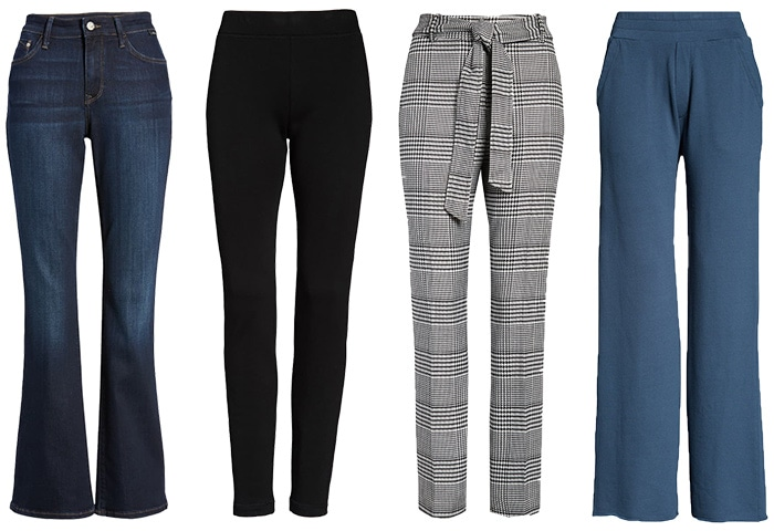 Pants to wear for winter   40plusstyle.com