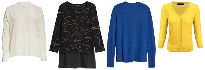 Tops to wear for winter   40plusstyle.com