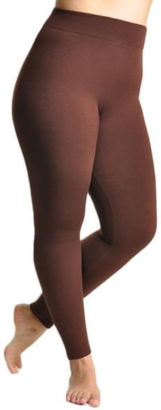 Angelina fleece lined leggings | 40plusstyle.com