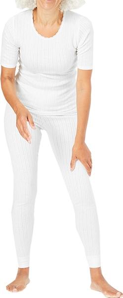 Marks & Spencer thermal leggings set | 40plusstyle.com