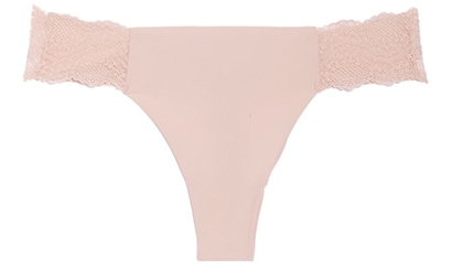 b.temptd by Wacoal b.bare thong   40plusstyle.com