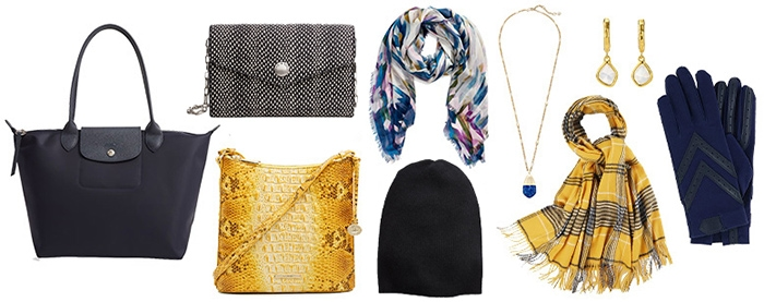 Accessories to wear for winter   40plusstyle.com