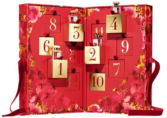 AERIN holiday advent calendar | 40plusstyle.com