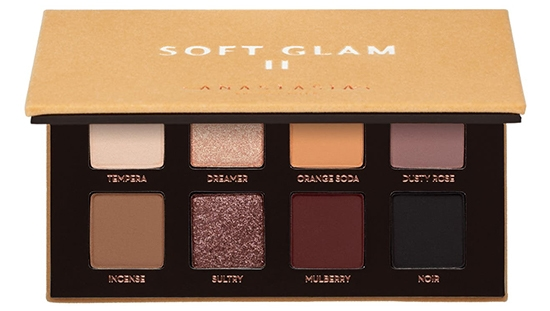 Anastasia Beverly Hills Soft Glam II Eyeshadow Palette | 40plusstyle.com