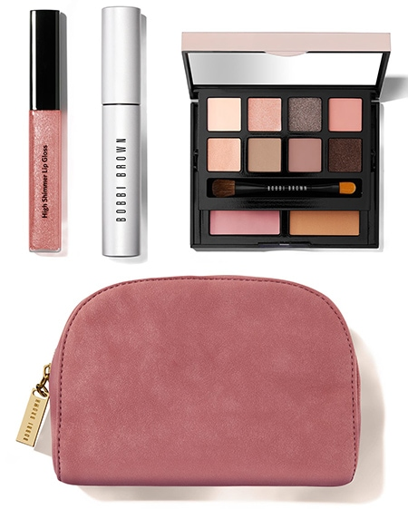 Gifts for make up lovers - Bobbi Brown Easy Essentials Eye, Cheek & Lip Set | 40plusstyle.com