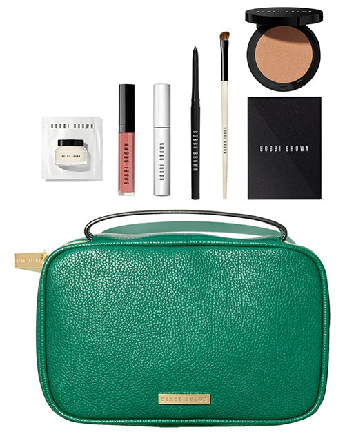 Gifts for make up lovers - Bobbi Brown Holiday Wish List Deluxe Collection | 40plusstyle.com
