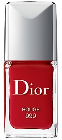 Dior Vernis Gel Shine & Long Wear Nail Lacquer   40plusstyle.com