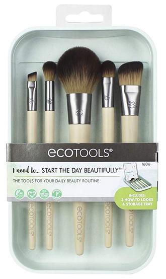 EcoTools Makeup Brush Set | 40plusstyle.com