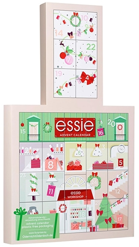 essie Nail Polish Christmas 2020 Advent Calendar | 40plusstyle.com