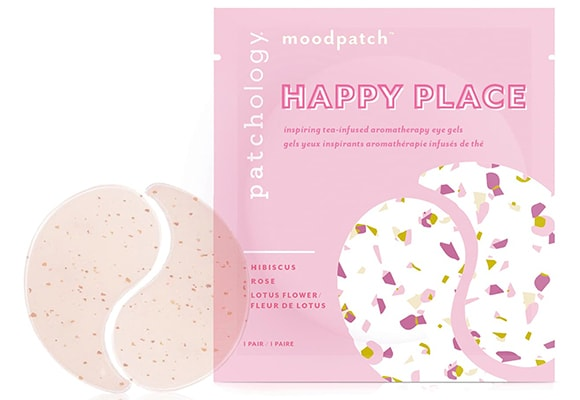 Pampering gifts - Patchology Moodpatch™ eye gel mask | 40plusstyle.com