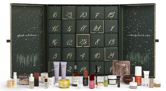 Harrods  Beauty Advent Calendar 2020 | 40plusstyle.com
