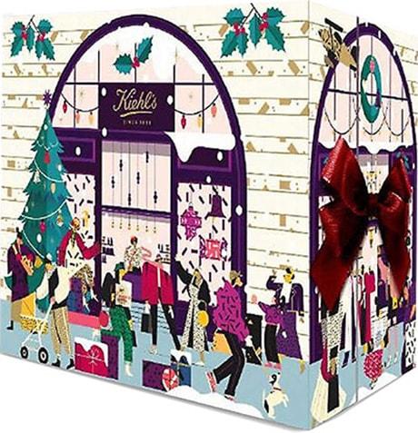 KIEHL's Advent Calendar 2020 | 40plusstyle.com