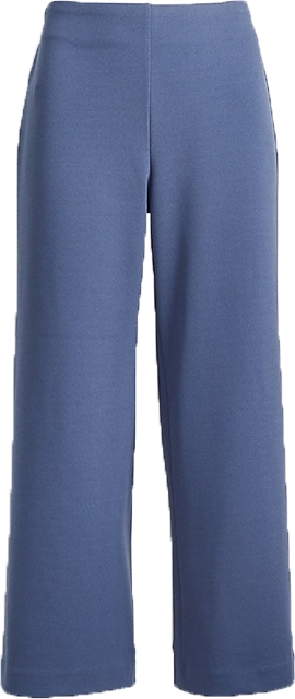 Loft pull-on wide leg pants | 40plusstyle.com