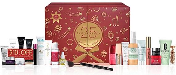 Created For Macy's 25 Days Of Beauty Advent Calendar | 40plusstyle.com