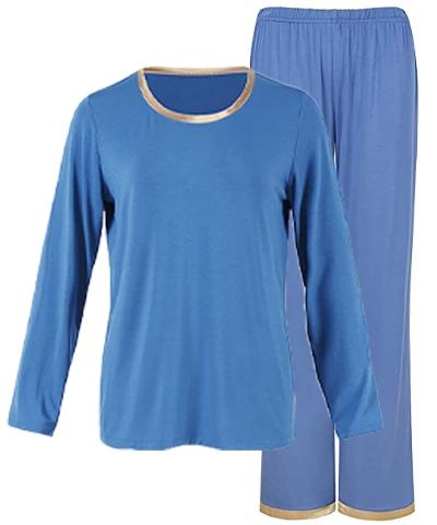 GYS pajama set | 40plusstyle.com