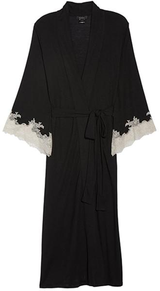 Natori luxe robe | 40plusstyle.com