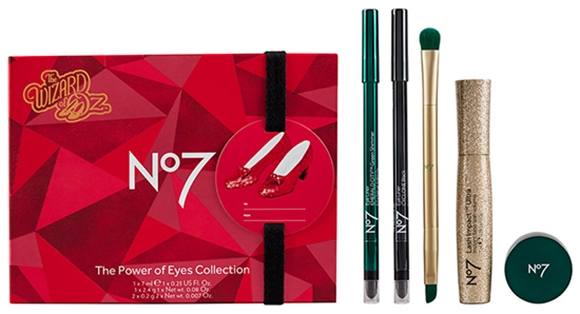 No7 Wizard of Oz Power of Eyes Collection | 40plusstyle.com
